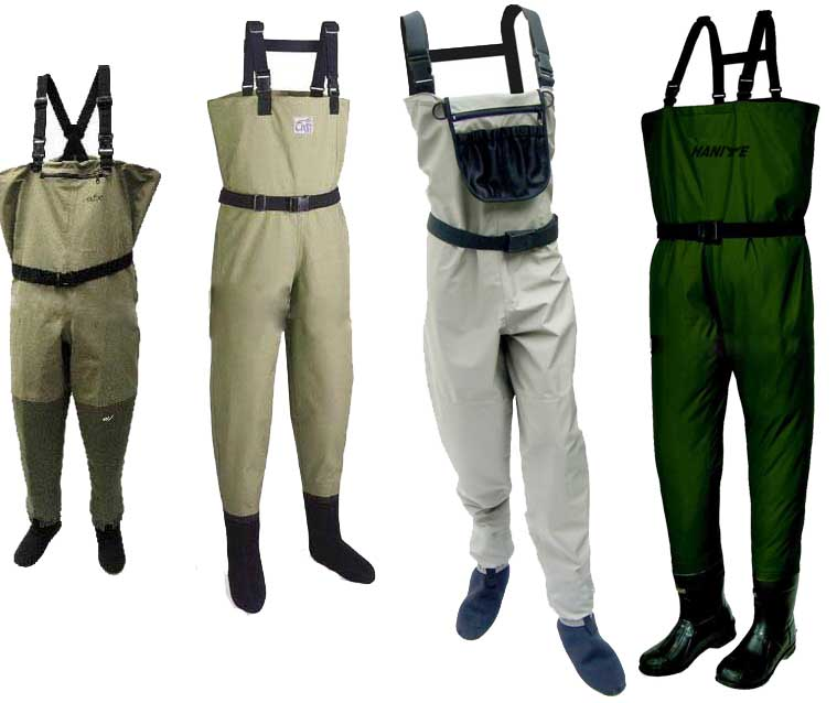 Fly fishing waders for any budget for Fly fishing waders