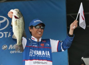 Omori Wins Bassmaster Elite Series on Wheeler Lake
